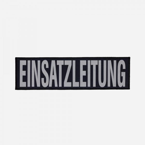EINSATZLEITUNG-Schriftzug - groß / by Safeguard