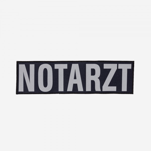 NOTARZT-Schriftzug - groß / by Safeguard