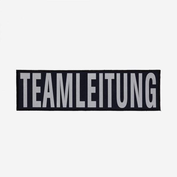 TEAMLEITUNG-Schriftzug - groß / by Safeguard