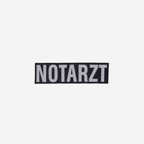 NOTARZT-Schriftzug - klein / by Safeguard