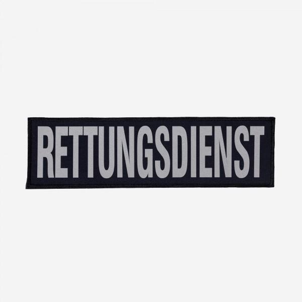 RETTUNGSDIENST-Schriftzug - groß / by Safeguard